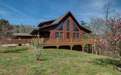 Cherokee County Single Family Home For Sale: 7 Passwood Way