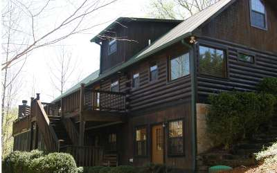 Hiawassee Single Family Home For Sale: 7658 Highway 76 East