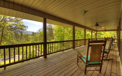 Ellijay Single Family Home For Sale: 428 Choctaw Drive
