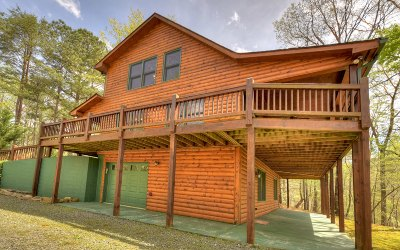 Ellijay Single Family Home For Sale: 299 Malory Circle