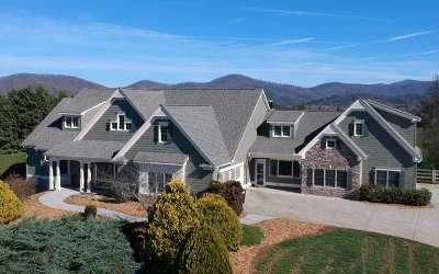 Gilmer County Single Family Home For Sale: 203 Ridgemont Dr