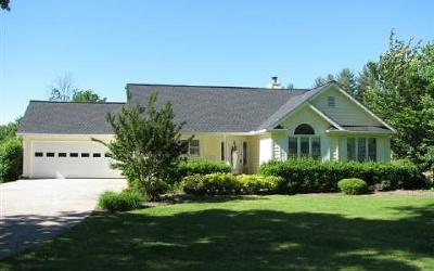 Hiawassee Single Family Home For Sale: 259 Sims Road