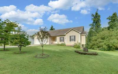 Gilmer County Single Family Home For Sale: 1413 Roberts Ridge Road