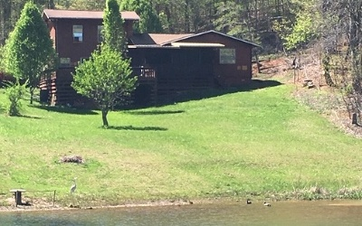 Cherokee County Single Family Home For Sale: 335 Trout Pond Cir
