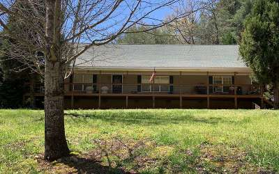 Hayesville Single Family Home For Sale: 1246 Geisky Creek Rd.