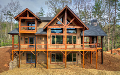 Ellijay Single Family Home For Sale: 1161 Settlers Ridge Road
