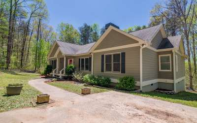 Gilmer County Single Family Home For Sale: 336 Fern Valley Road