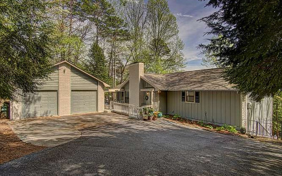 Blairsville Single Family Home For Sale: 564 Piney Point Road