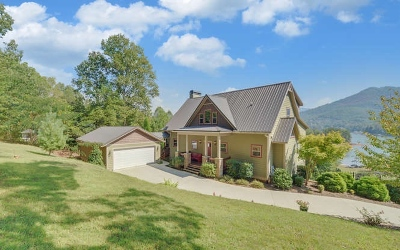 Hiawassee Single Family Home For Sale: 175 Bradshaw Road