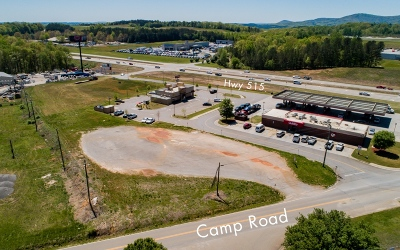 Pickens County Commercial For Sale: 1 Hazel Mosely Dr
