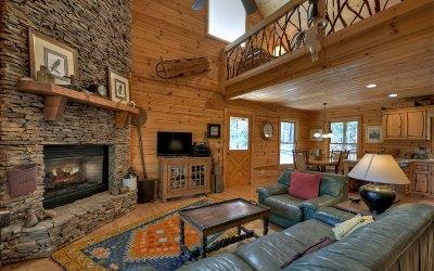 McCaysville Single Family Home For Sale: 887 Cherokee Lane