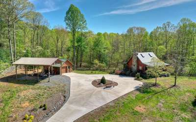 Ellijay Single Family Home For Sale: 938 Hefner Lake Rd.