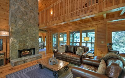 Ellijay Single Family Home For Sale: 329 Blackberry Falls Ln