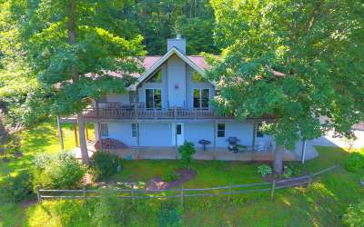 Hiawassee Single Family Home For Sale: 913 Johnson Road