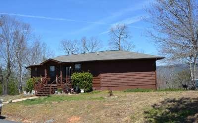 Murphy Single Family Home For Sale: 976 Sunset Lane