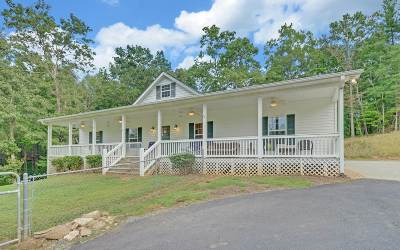 Union County Single Family Home For Sale: 1238 Dean Gap