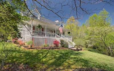 Hiawassee Single Family Home For Sale: 1894 Bell Eagle Drive