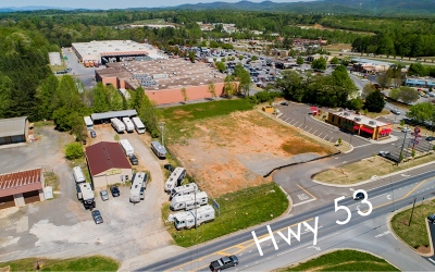 Pickens County Commercial For Sale: 1924 Highway 53