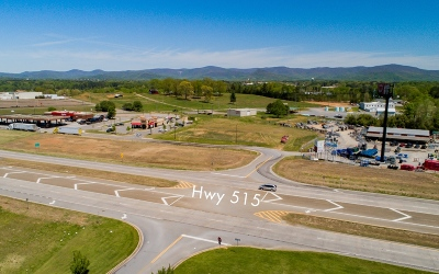 Pickens County Commercial For Sale: 2 Hazel Mosely Dr