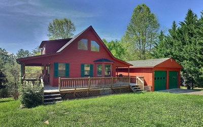 Blairsville Single Family Home For Sale: 96 Chapman Lane
