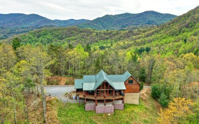Fannin County Single Family Home For Sale: 211 Cohutta Ranch Summit