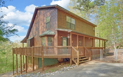 Blairsville Single Family Home For Sale: 292 Covered Bridge