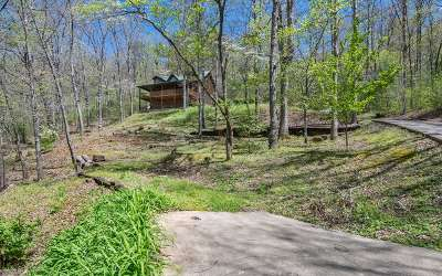 Hiawassee Single Family Home For Sale: 3204 Creekview Rd