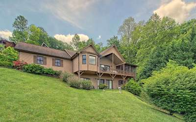 Hiawassee Single Family Home For Sale: 1111 Forest View Drive