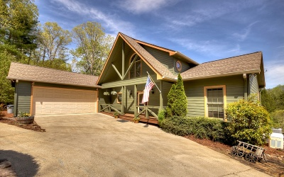 Ellijay Single Family Home For Sale: 245 Tonto Drive