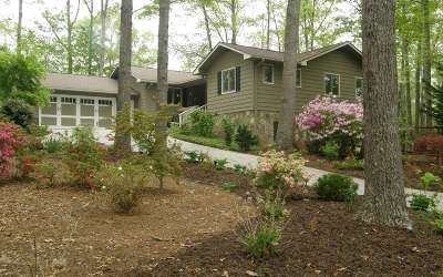 Hiawassee Single Family Home For Sale: 1409 Heathers Cove Circle