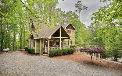 Ellijay Single Family Home For Sale: 1514 Newport Dr