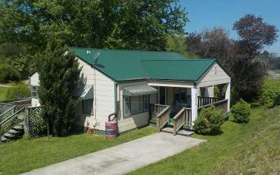 Murphy Single Family Home For Sale: 5085 Hwy 294
