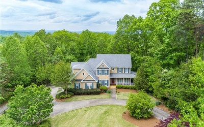 Pickens County Single Family Home For Sale: 208 Oaklands Dr