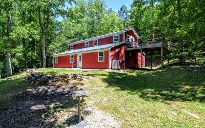 Union County Single Family Home For Sale: 22 Dockery Lane