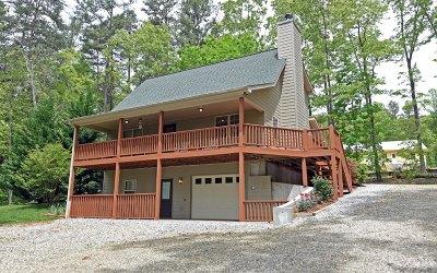 Blairsville Single Family Home For Sale: 407 Gibbs Rd