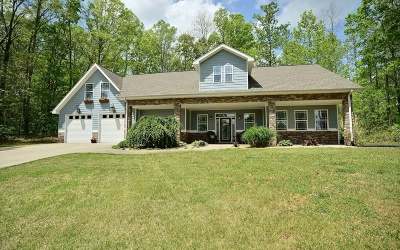Blairsville Single Family Home For Sale: 213 Crestwood View
