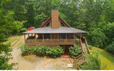 Ellijay Single Family Home For Sale: 176 Sumner Lane