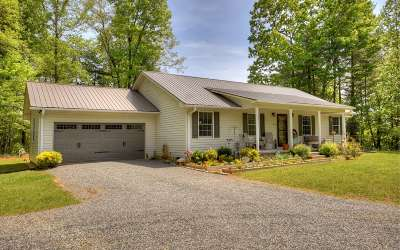 Ellijay Single Family Home For Sale: 265 Kirkland Lake Road
