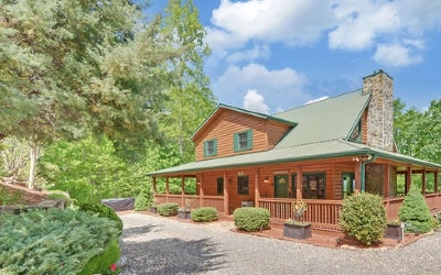 Blairsville Single Family Home For Sale: 334 Fort Mtn Road