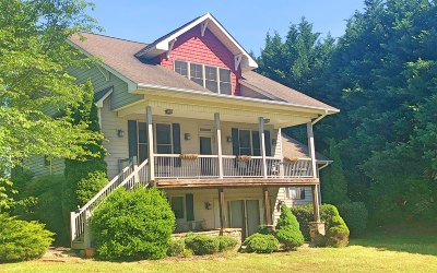 Hayesville Single Family Home For Sale: 429 Sneaking Creek Dr