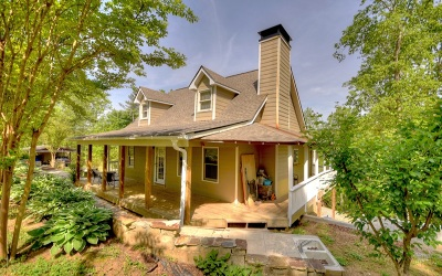 Ellijay Single Family Home For Sale: 302 Moreland Drive