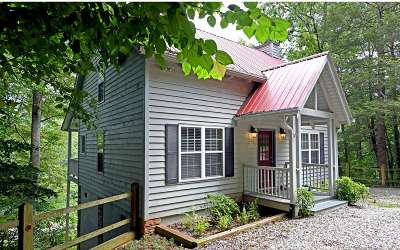 Blairsville Single Family Home For Sale: 268 Highland Forge