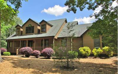 Ellijay Single Family Home For Sale: 470 Oak Ridge Way