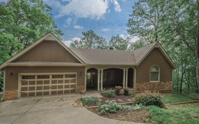 Jasper Single Family Home For Sale: 300 Locust Trail