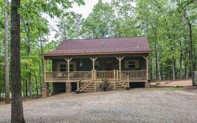 Blairsville Single Family Home For Sale: 105 Mustang Trl