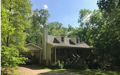 Blairsville Single Family Home For Sale: 43 Hudson Drive