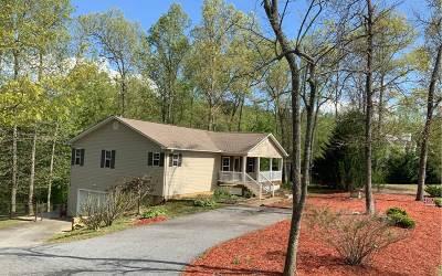 Blairsville Single Family Home For Sale: 137 High Range Dr