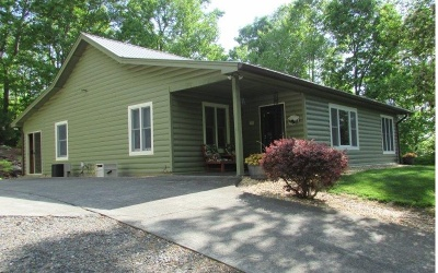 Hiawassee Single Family Home For Sale: 2424 Settlers Ridge
