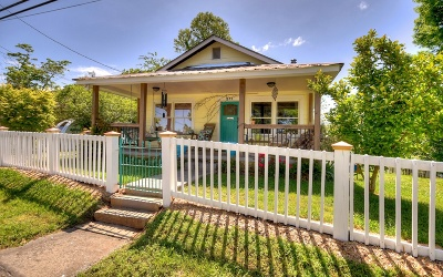 Blue Ridge Single Family Home For Sale: 271 East Second Street
