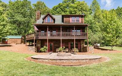 Blairsville Single Family Home For Sale: 395 Clay Dr.